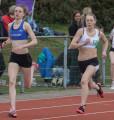 Annemarie Slangewal en Femke Frijters